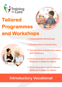 Introductory Vocational Courses Leaflet